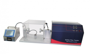 Gelbo Flex Tester with Partice Counter