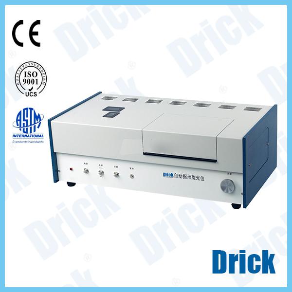 DRK8060-1 automatikoa indexatzeko Polarimeter