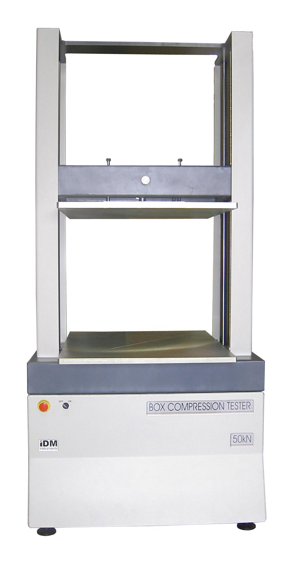 B0011 - Box Compression Tester - 100kN