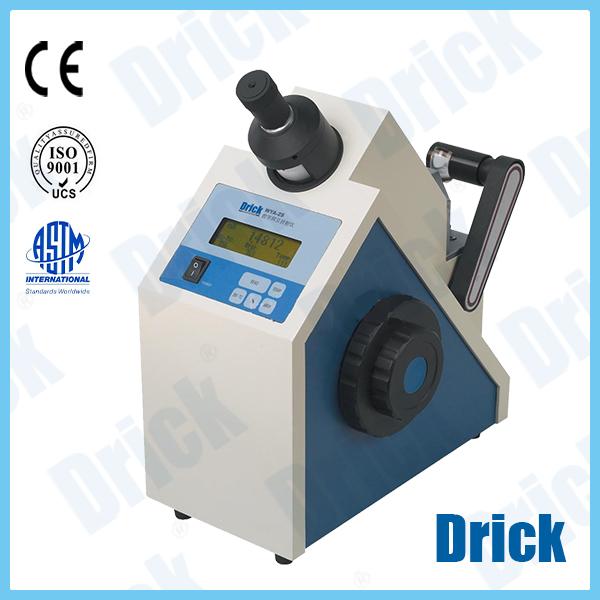DRK6610 Թվային. Abbe Refractometer