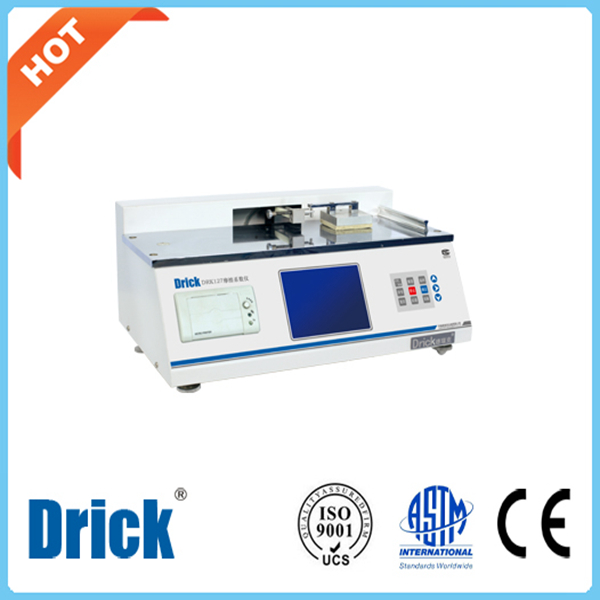 Coeficiente DRK127A de Friction Tester Featured Image