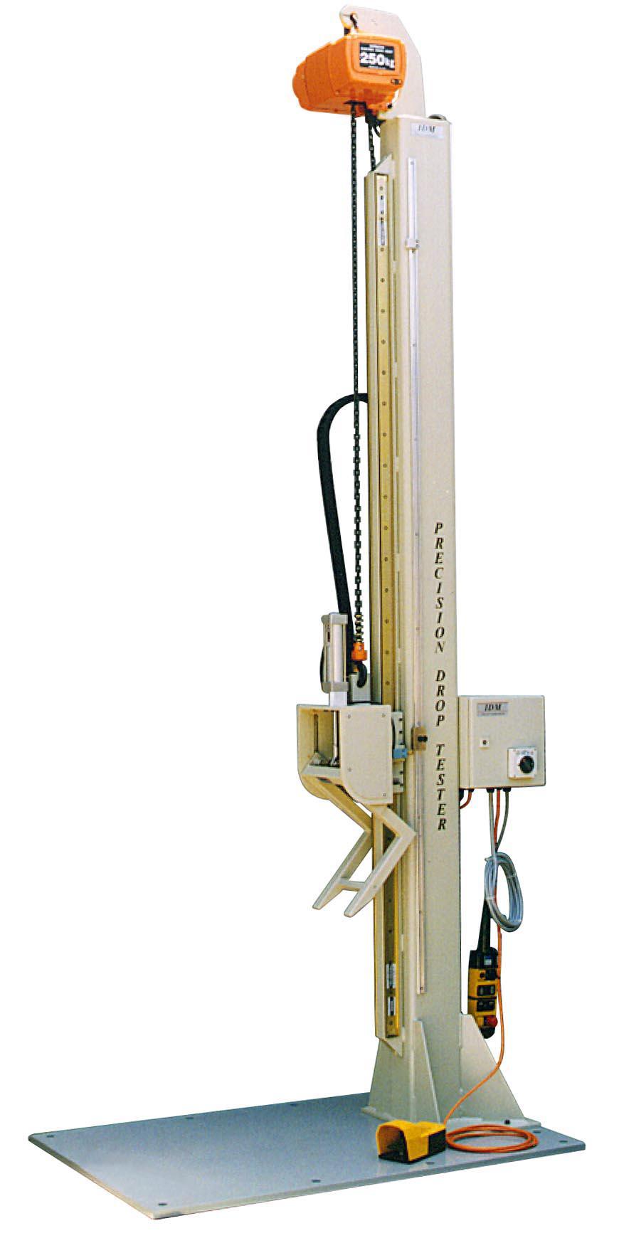 P0003&P0007 – precision drop testers