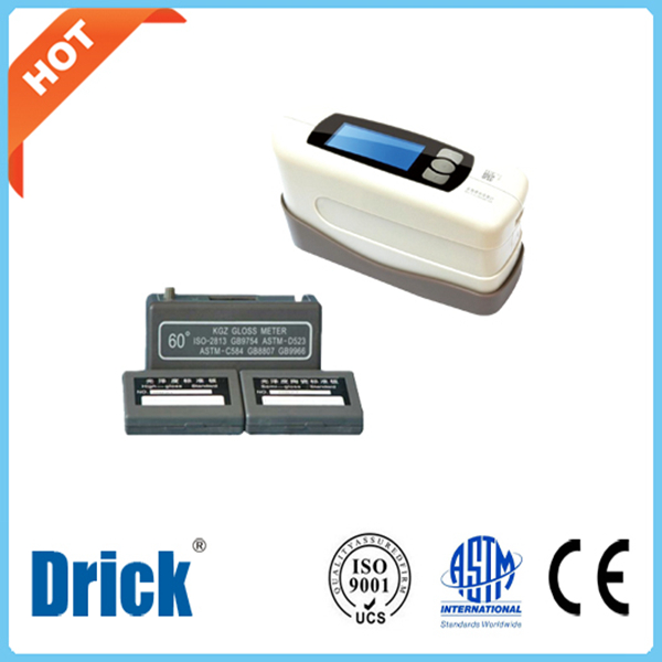 DRK118A Single Úhel Gloss Meter