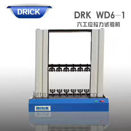 DRK WD6-1 Six Station tensile Strength Tester