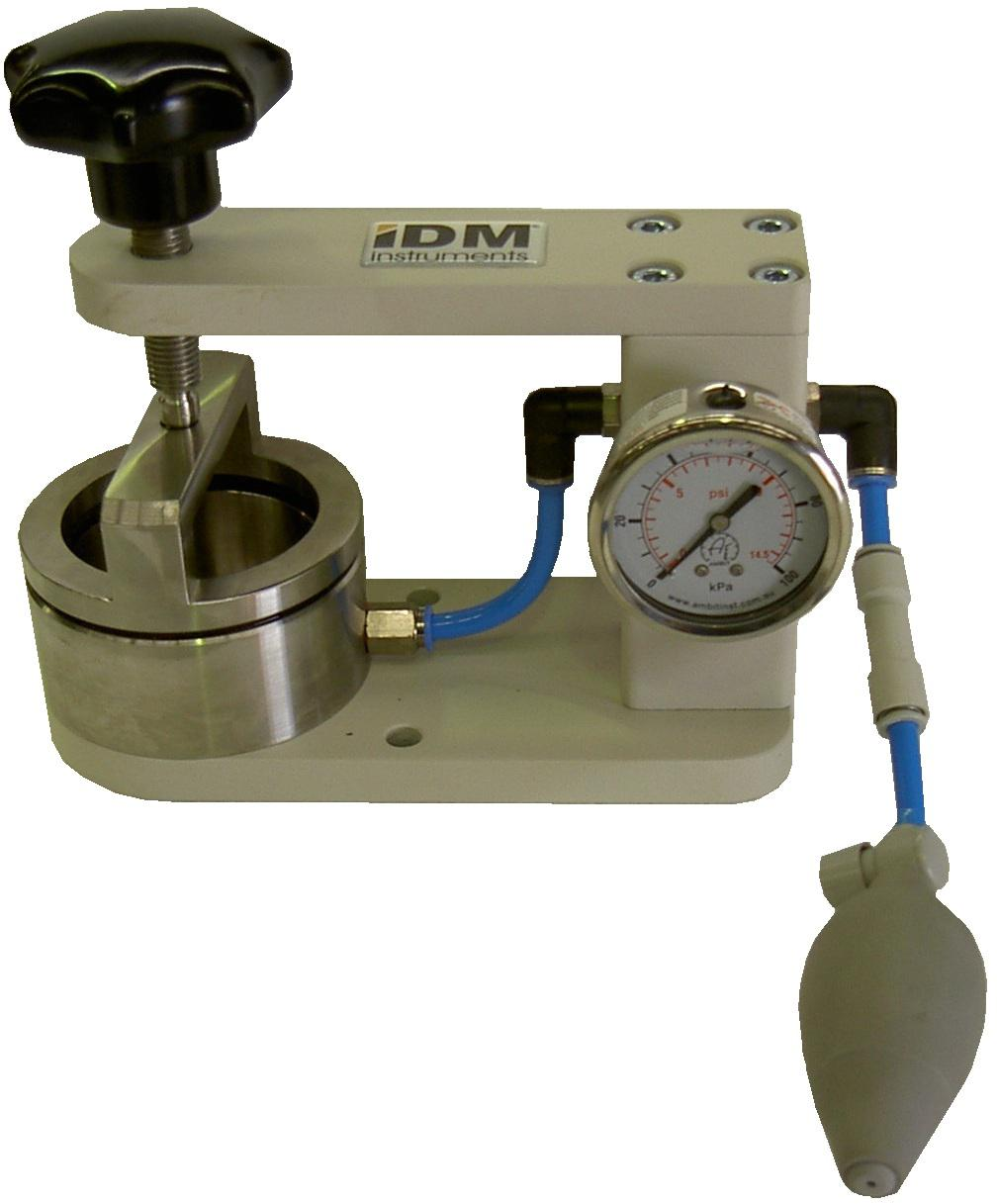 H0004 - hydrostaattinen paine Tester