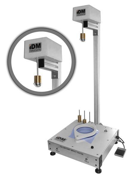 F0008 - Falling Dart Impact Tester