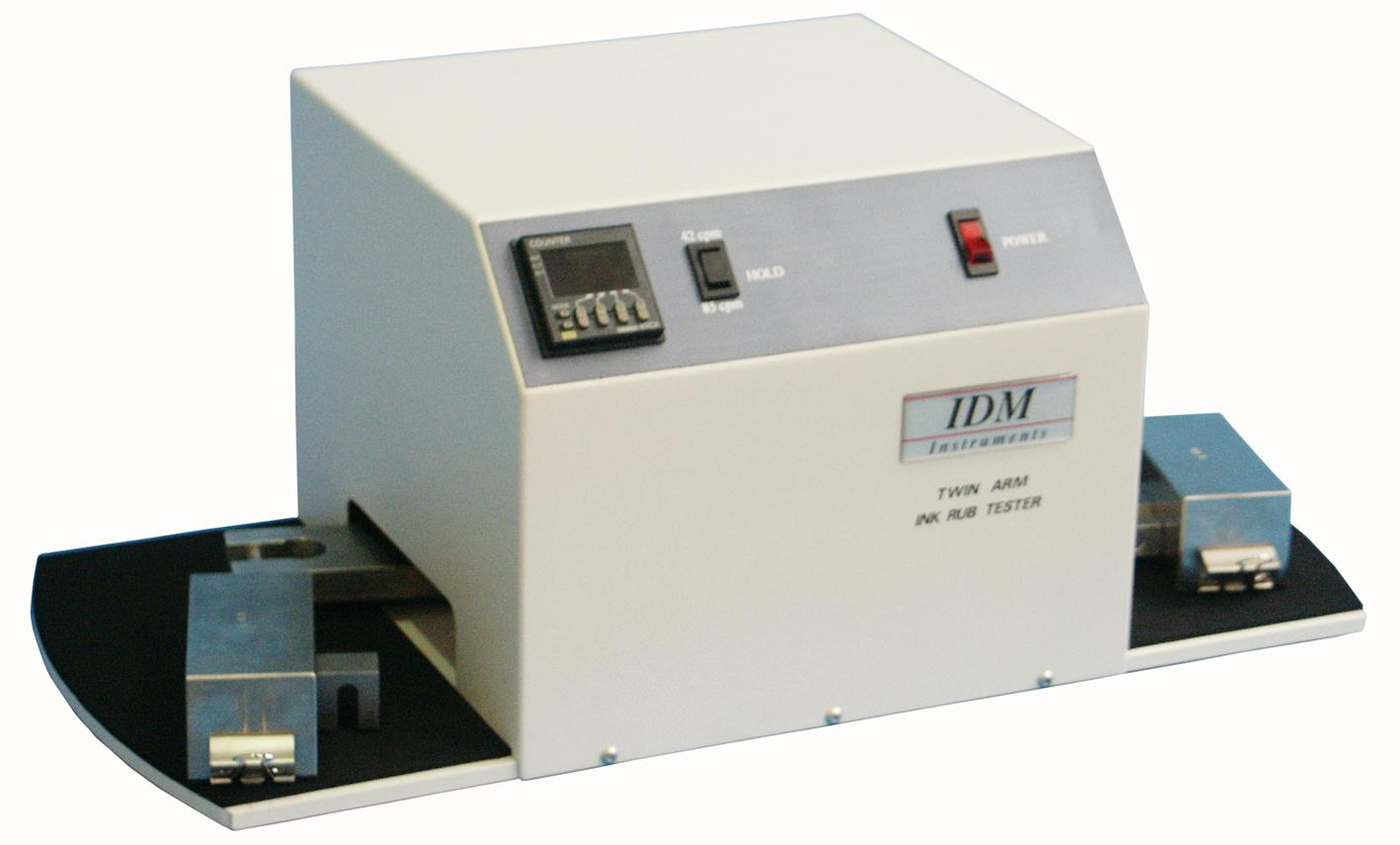 I0002 - Twin Arm Ink Rub Tester