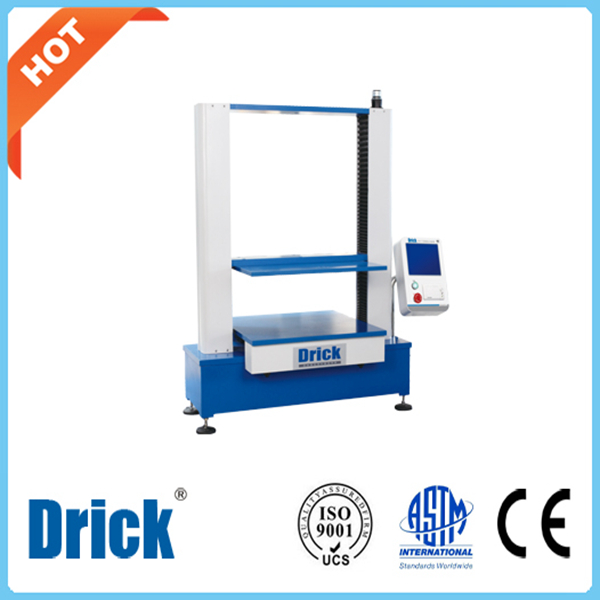 DRK123E-3 Touch-screen carton compression tester Featured Image