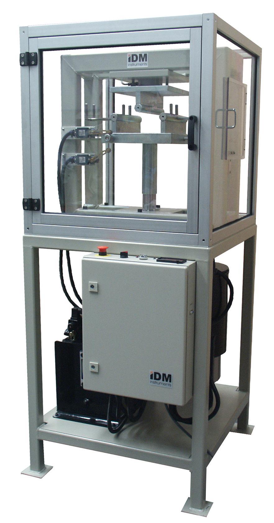 C0047 – Compression Tester, 10 Tonne 3 – Point Bend Fixture