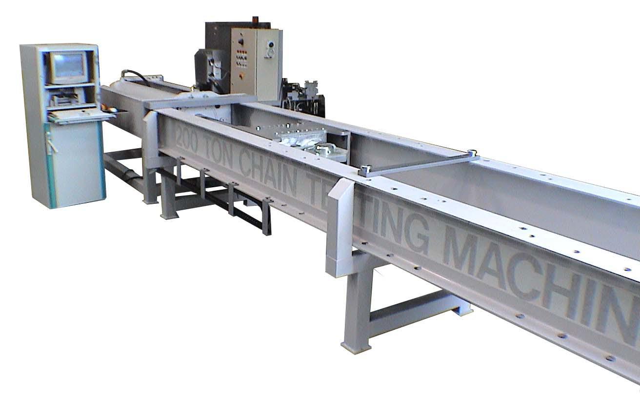 OEM/ODM China Computer Power Tester - T0015 – Universal Testing Machine 200 Tonne – Drick