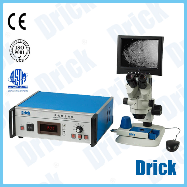 DRK8021S Microanalyzer