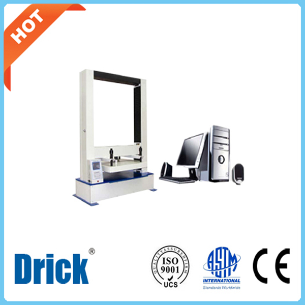 DRK123 (پي سي) Carton Compression Tester