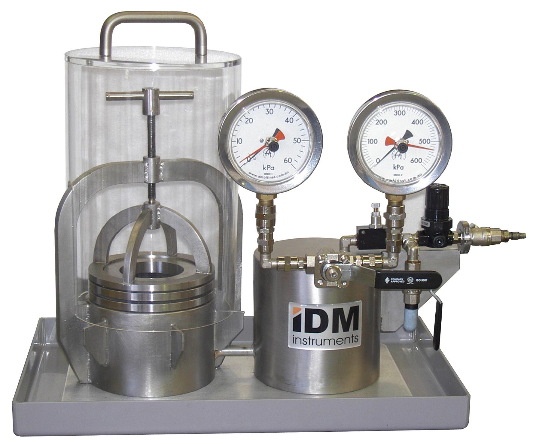 H0003 – Hydrostatic Head Tester